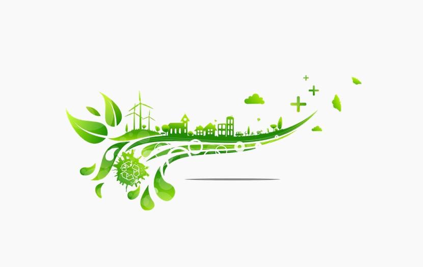 绿色环保 生态环境 免扣png图片