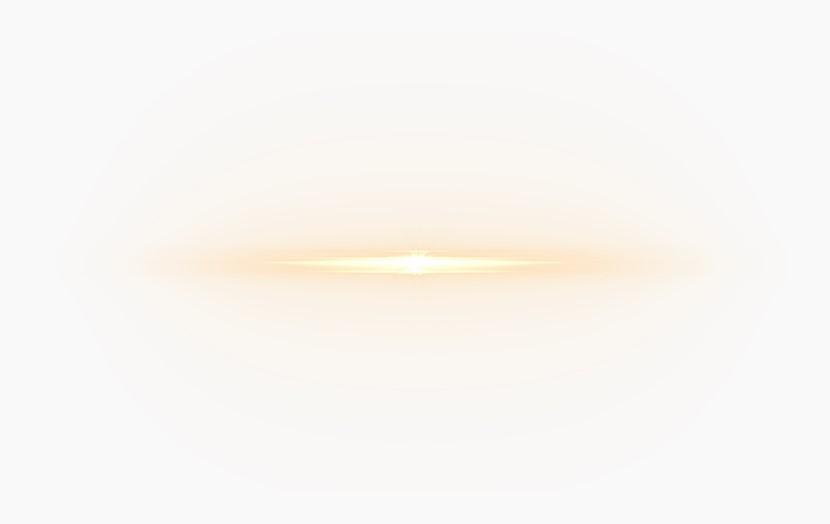 金色光芒 发光