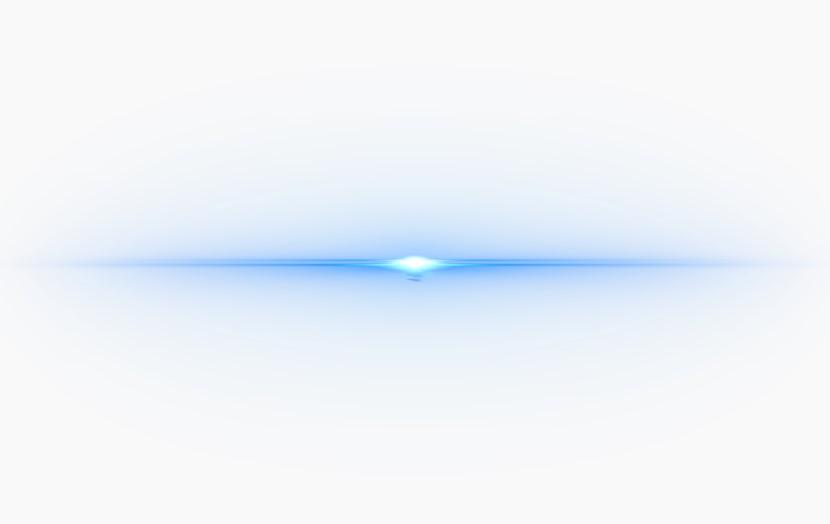 蓝色光 光线